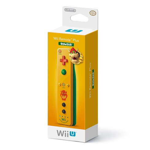 Nintendo® Wii Remote Plus - Bowser - image 1 of 2