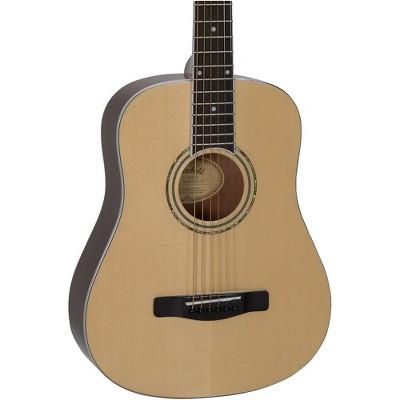 Mitchell DJ120 Junior Dreadnought Acoustic Guitar Natural