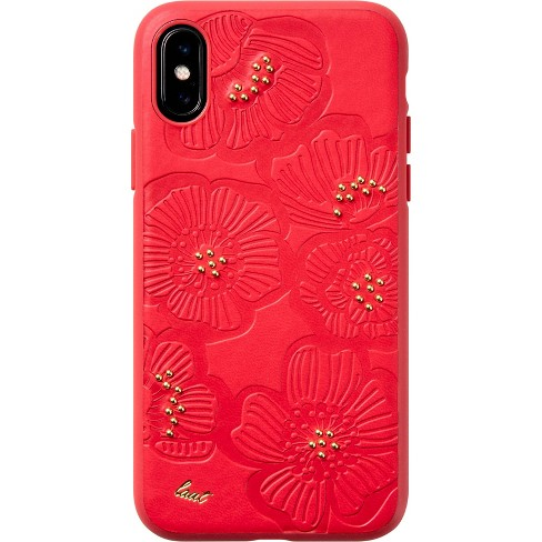 red iphone xs max case