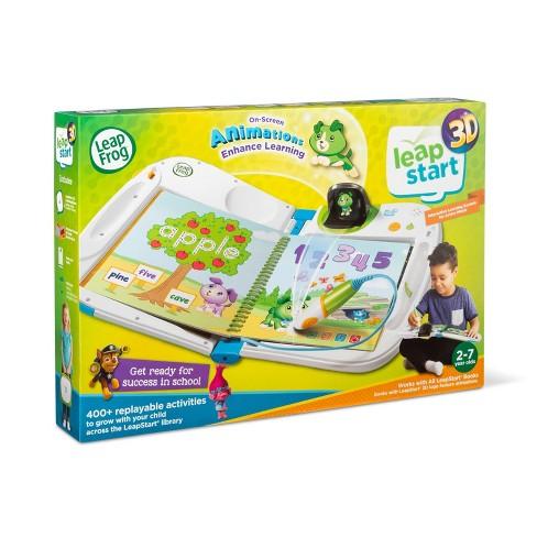 LeapFrog LeapStart 3D - Green - image 1 of 4