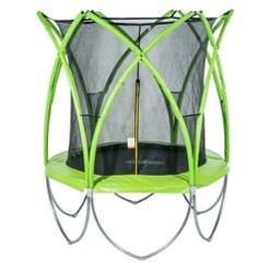 Flybar Spark Trampoline 8' - Green