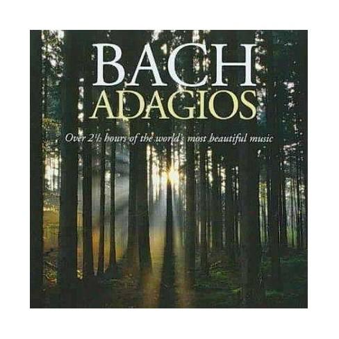 Various - Bach Adagios (CD) - image 1 of 1