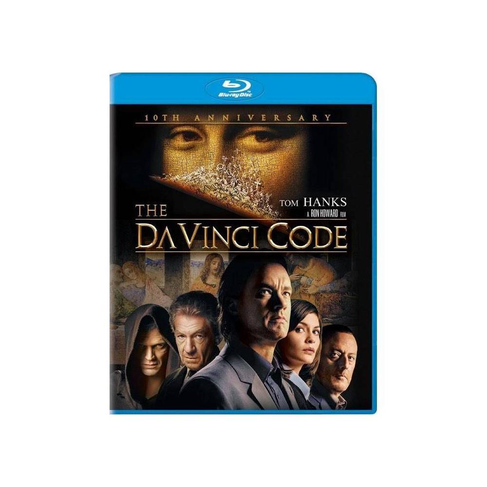 Da Vinci Code The 10th Anniversary Blu Ray Digital