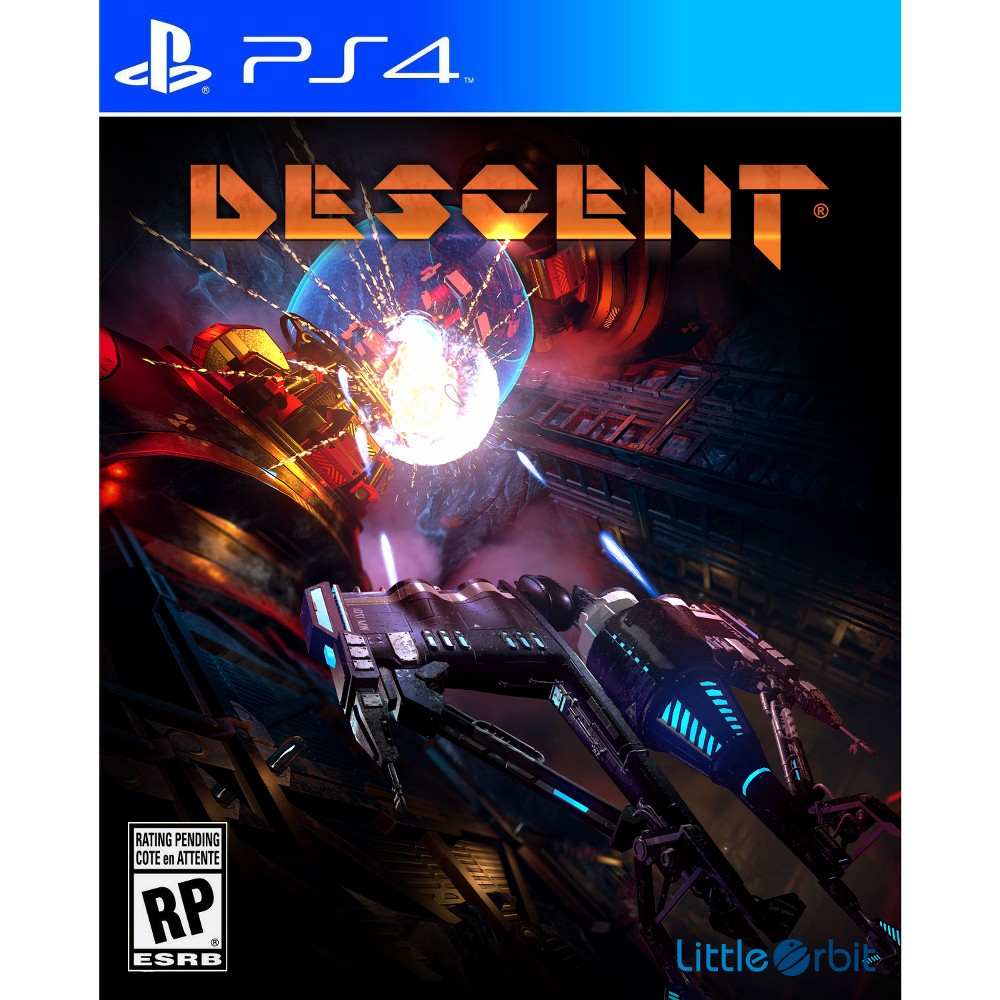 Descent - PlayStation 4, Video Games
