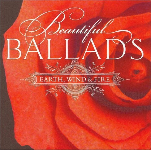 Wind & fire earth - Beautiful ballads (CD) - image 1 of 1