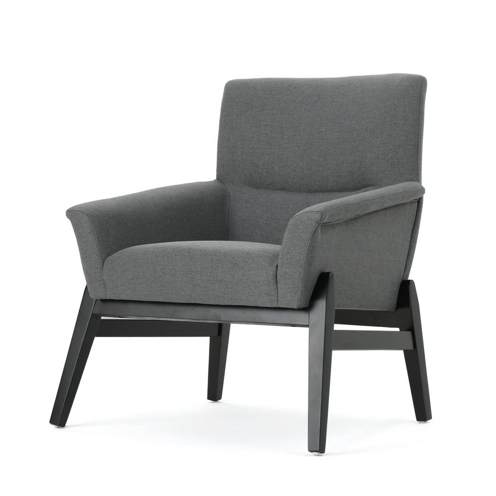 Lainey Club Chair - Charcoal (Grey) - Christopher Knight Home
