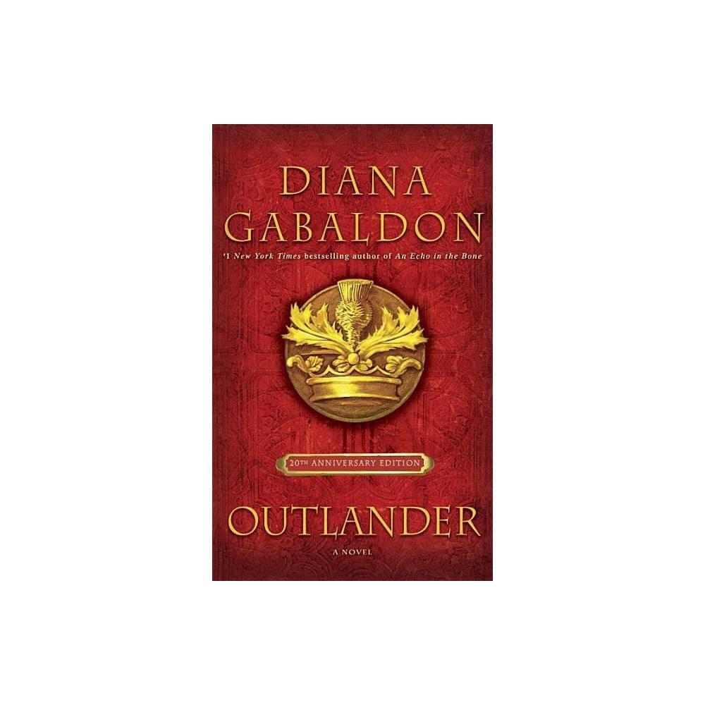 Outlander Anniversary Mixed Media Product Diana Gabaldon Hardcover