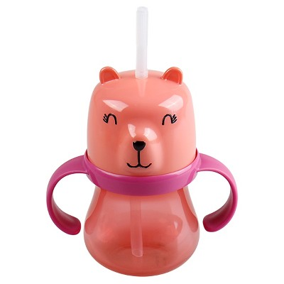 Bear Sippy Cup with Straw - Circo™