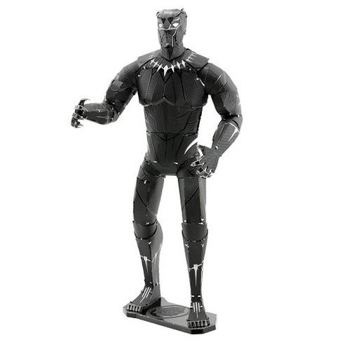 Fascinations MetalEarth - Marvel's Black Panther - 3D Steel Model Kit (MMS325) - image 1 of 3
