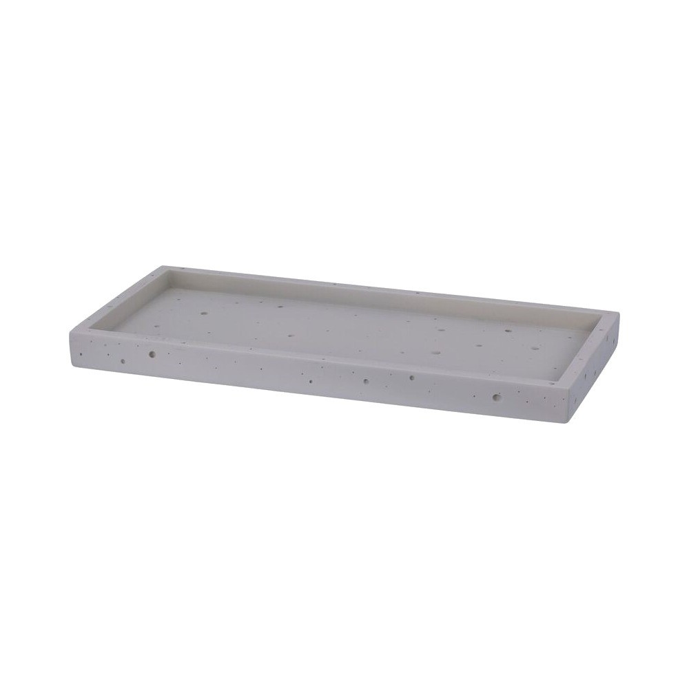 Image of Concrete Tray Smock - Creative Bath, Gray