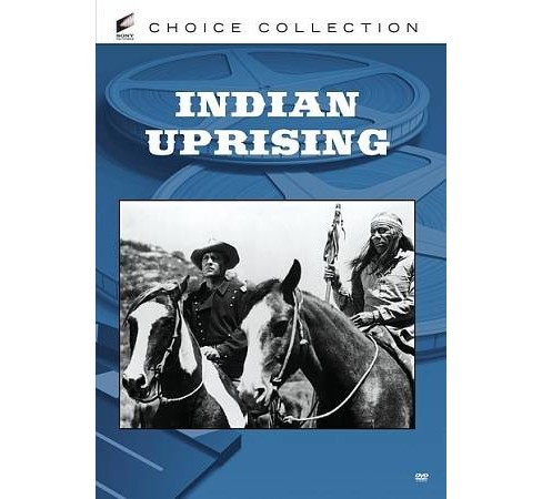 Indian Uprising (DVD) - image 1 of 1