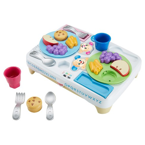 Fisher-Price Laugh and Learn  Say Please Snack Set - image 1 of 11