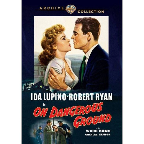 On Dangerous Ground (DVD) - image 1 of 1