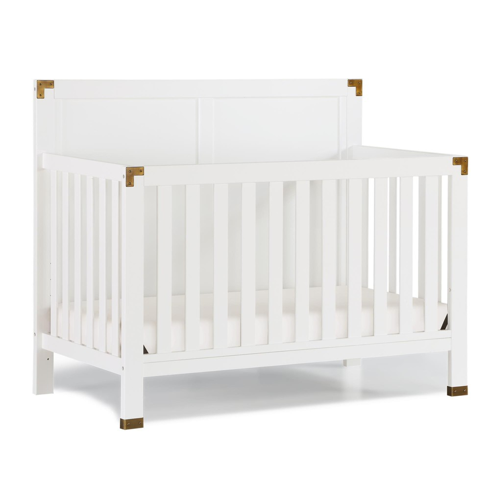Baby Relax Standard Full-sized Crib Baby Relax Miles White