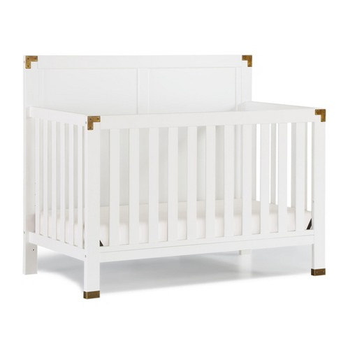 Baby Relax Georgia 5 In 1 Convertible Crib Target