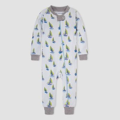 Burt's Bees Baby® Baby Girls' Pajama Jumpsuit