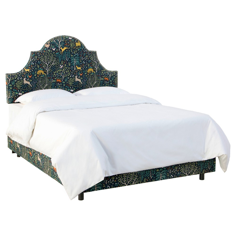 Chambers Bed - Folkland Admiral (Queen) - Skyline Furniture