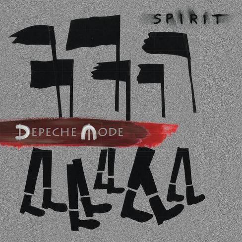 Depeche Mode - Spirit (CD) - image 1 of 1