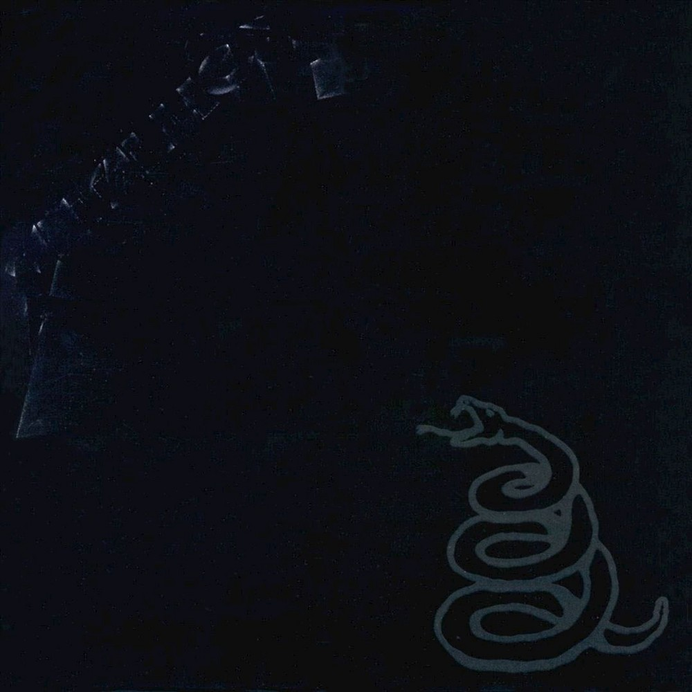 Metallica - Metallica (CD)