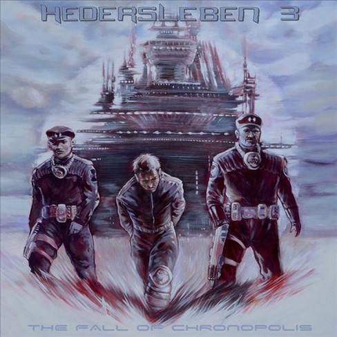 Hedersleben - Fall of chronopolis (CD) - image 1 of 1
