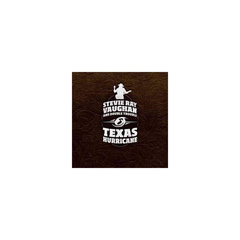 Stevie Ray Vaughan - Texas Hurricane (CD)