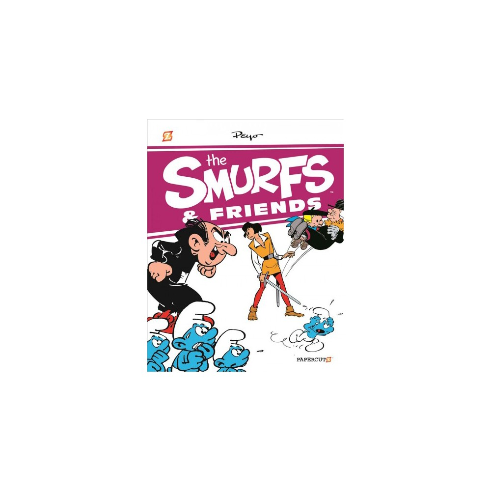 Smurfs & Friends 2 (Hardcover) (Peyo)
