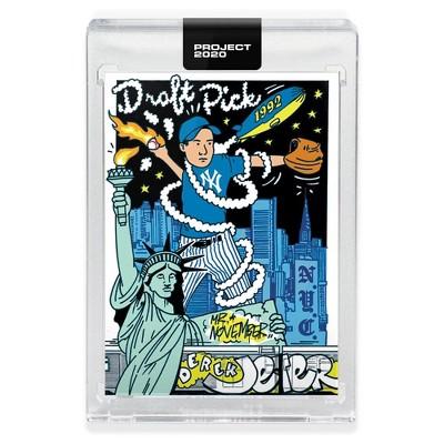 Topps Topps PROJECT 2020 Card 107 - 1993 Derek Jeter by Ermsy
