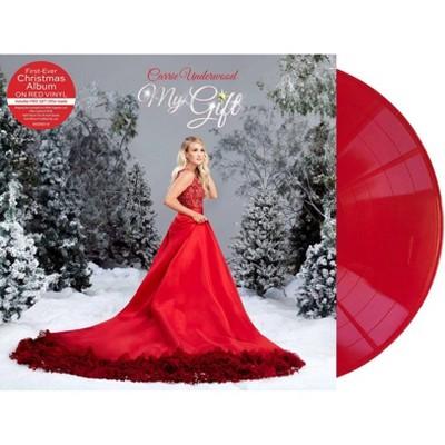Carrie Underwood - My Gift (LP) (Red) (Vinyl)
