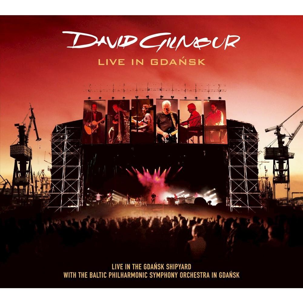 David Gilmour - Live in Gdansk (CD)