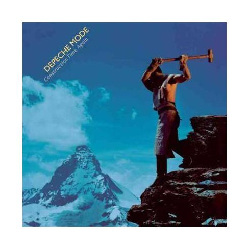 Depeche Mode - Construction Time Again (Vinyl) - image 1 of 1