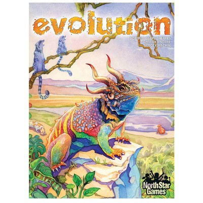 Evolution Strategy Board Game