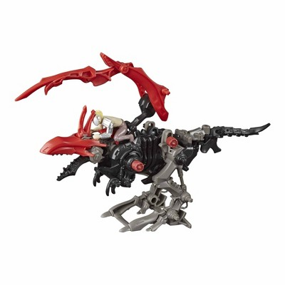 Zoids Mega Battlers Rapterrix - Velociraptor-Type Buildable Beast Figure, Wind-Up Motion - Kids Toys Ages 8 and Up, 27