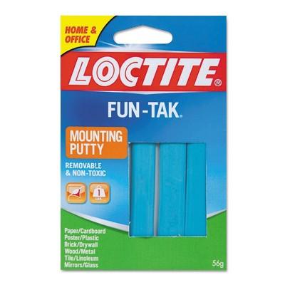 Loctite Fun-Tak Mounting Putty 2 oz 1270884