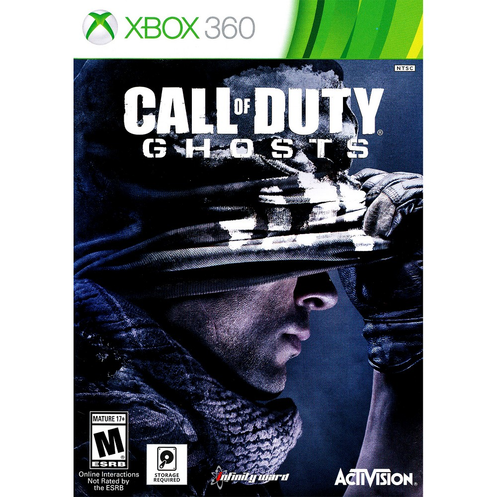 Call of Duty: Ghosts Pre-Owned Xbox 360