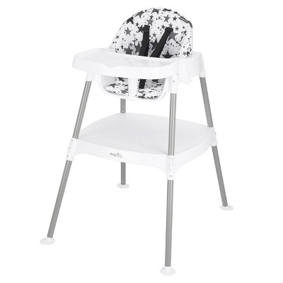 Evenflo 4-in-1 Eat and Grow Convertible High Chair - Pop Star