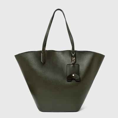 Fan Tote Handbag - A New Day™