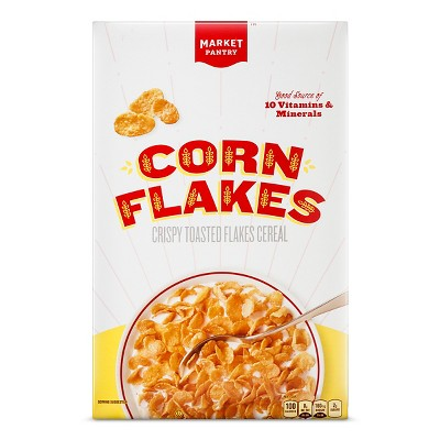 Corn Flakes Breakfast Cereal - 18oz - Market Pantry™