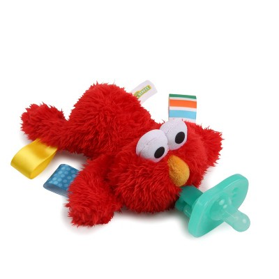 Bright Starts Sesame Street Cozy Coo Soothing Pacifier - Elmo