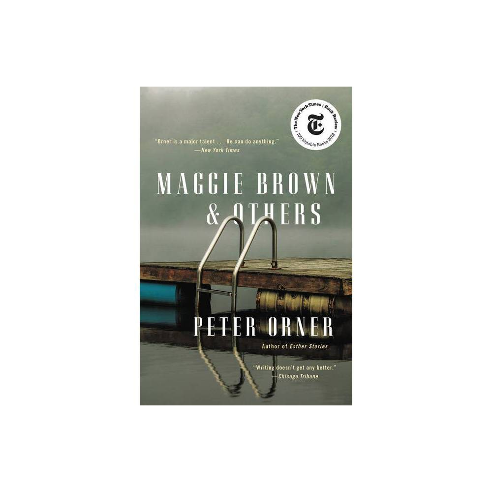Maggie Brown Others By Peter Orner Paperback
