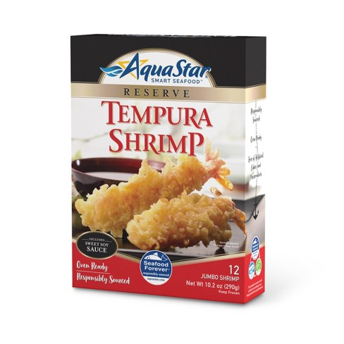 Aqua Star Tempura Shrimp - 10.2oz - image 1 of 1