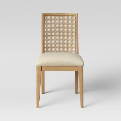 Corella Cane and Wood Dining Chair - Opalhouse™