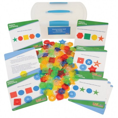 Kaplan Early Learning Patterns and Sorting School Readiness Math Toolbox