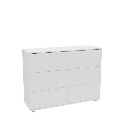 Madison 6 Drawer Dresser - Chique
