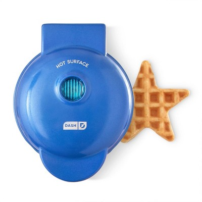 Dash Mini Star Waffle Maker