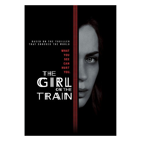 The Girl on the Train (DVD) - image 1 of 1