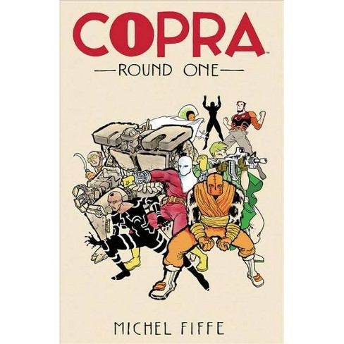 Copra Round 1 -  by Michel Fiffe (Paperback) - image 1 of 1