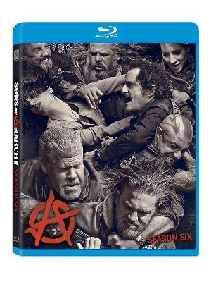 Sons of Anarchy: Season 6 (Blu-ray)