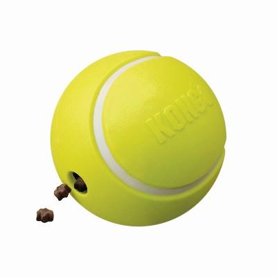 KONG Rewards Tennis Ball Dog Toy - S