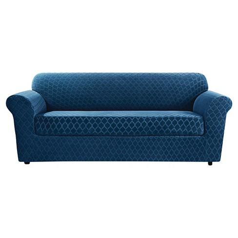 Stretch Marrakesh Sofa Slipcover - Sure Fit