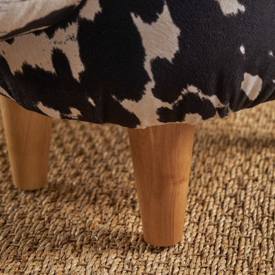 Bessie Cow Ottoman - Christopher Knight Home : Target